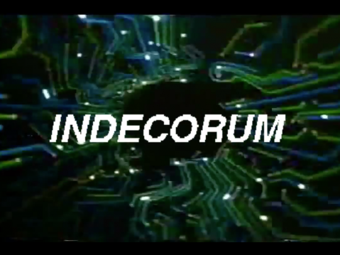 INDECORUM - Walk with me